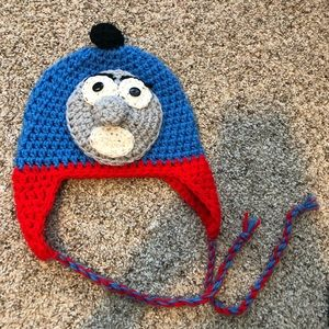 HANDMADE Thomas the Train 🚂 hat